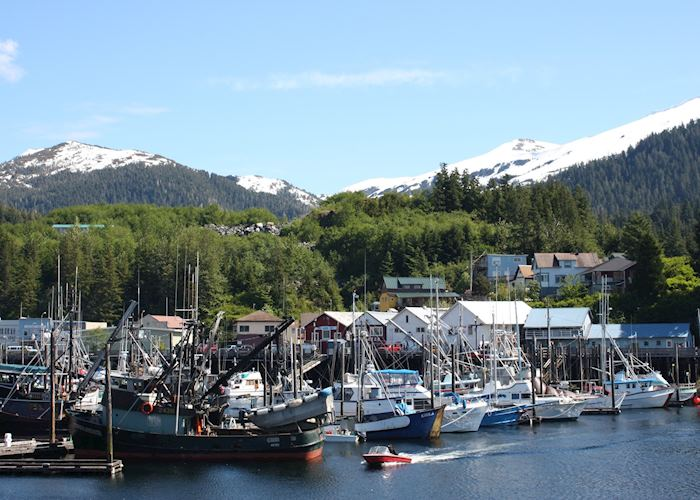 Fishing boats, Ketchikan