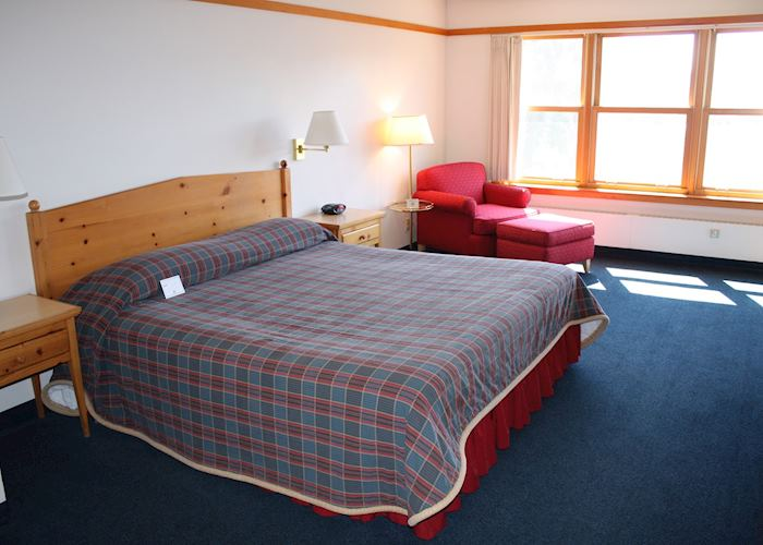 Guest Room, Cape Fox Lodge