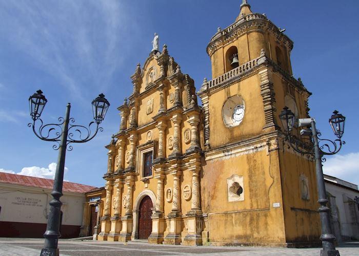 Iglesia La Recoleccion, Leon