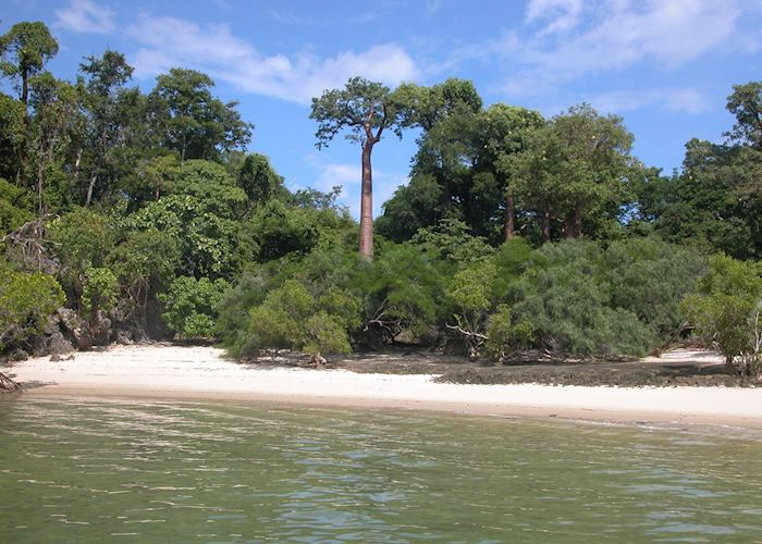 Moramba Bay, Anjajavy