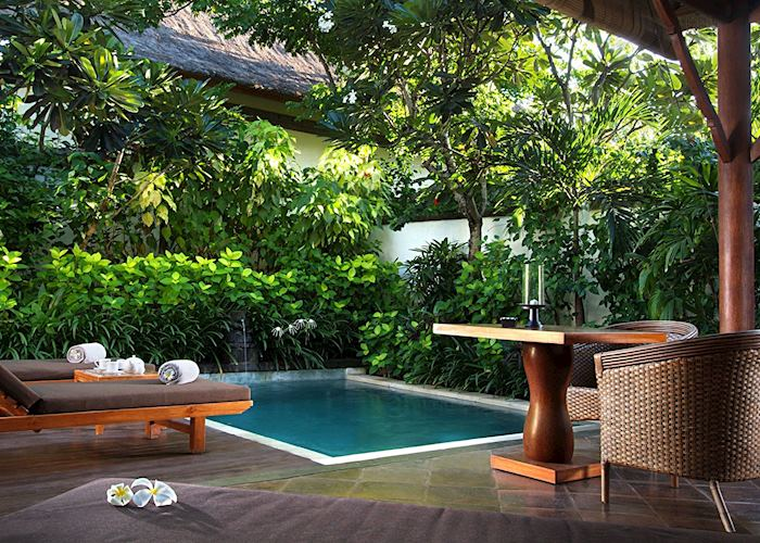 Private Plunge Pool Viila, The Samaya, Seminyak