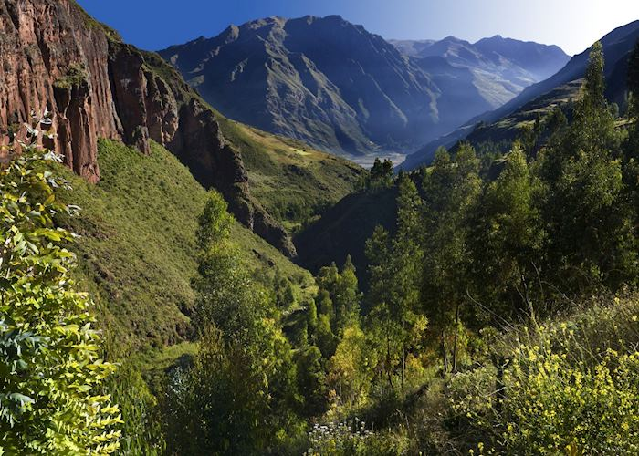 Sacred Valley of Incas, Peru