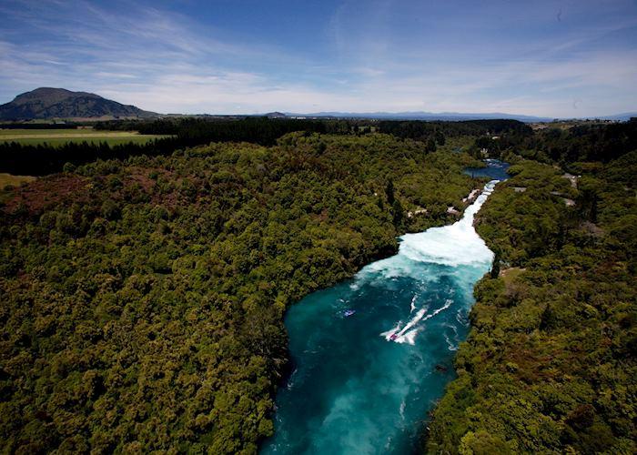 Huka Falls, Lake Taupo