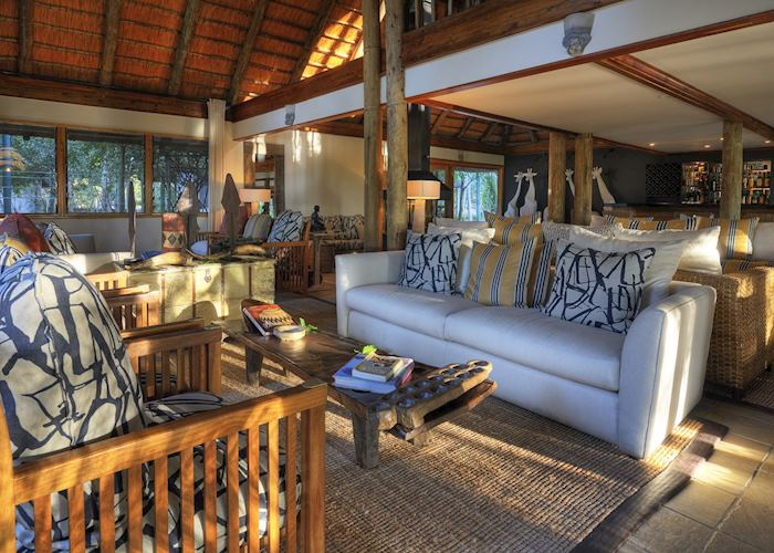 Savute Safari Lodge, Savuti Area