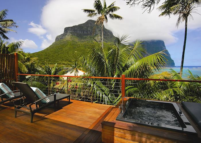 Capella Lodge Hotels In Lord Howe Island Audley Travel