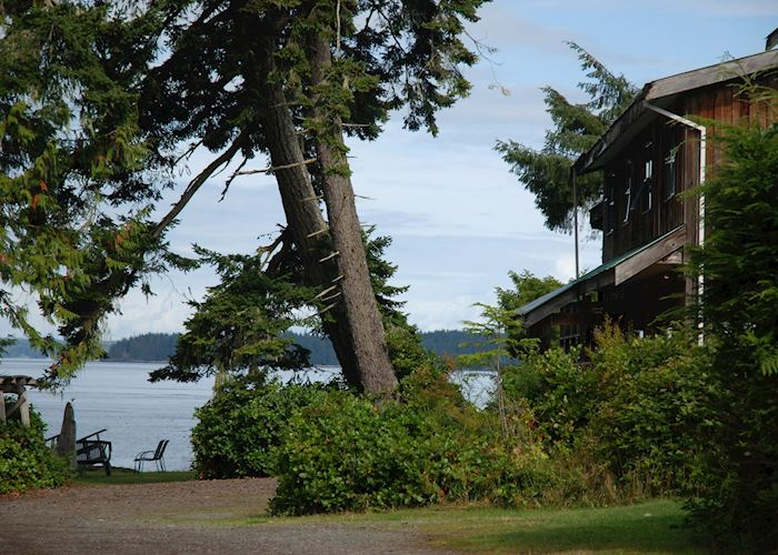 Hidden Cove Lodge, Telegraph Cove
