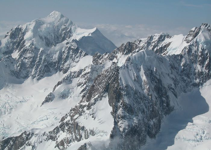 The Grand Traverse of Mount Cook, West Coast
