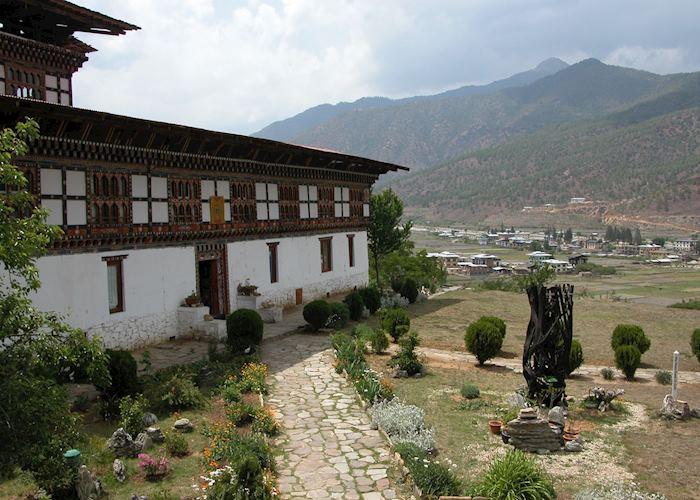 Gangtey Palace, Paro