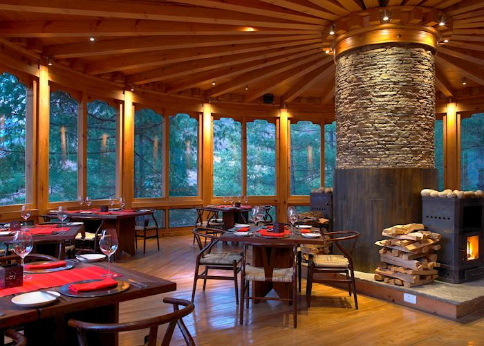 Bukhari restaurant, Uma Paro