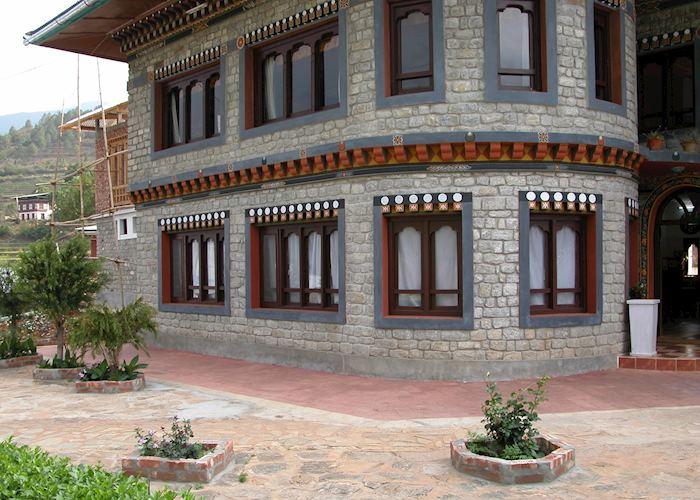 Meri Puensum Resort, Punakha
