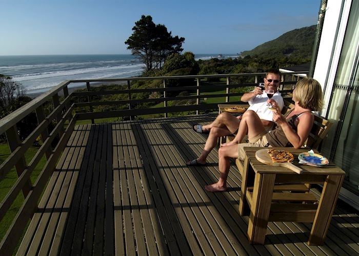Breakers Seaside Bed & Breakfast Lodge, Greymouth