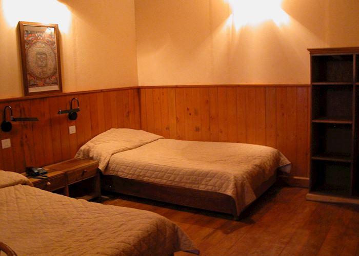 Standard room, Yangkhil Resort, Trongsa