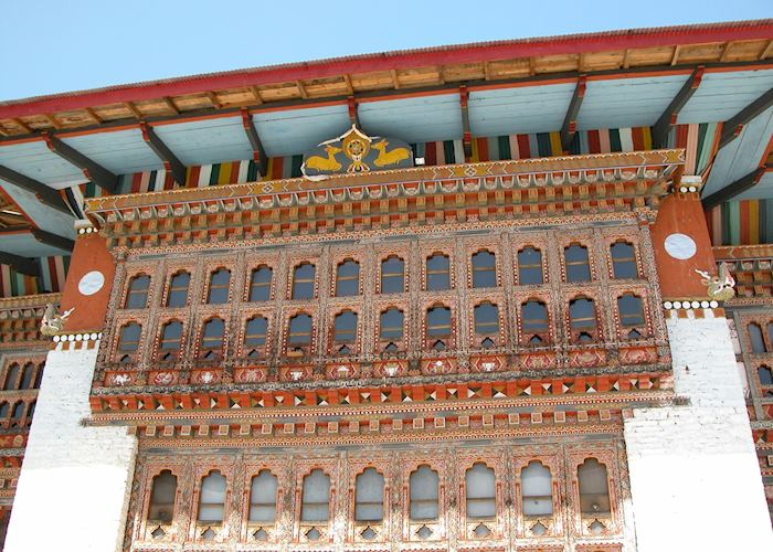 Geyden Lhakhang, Ura