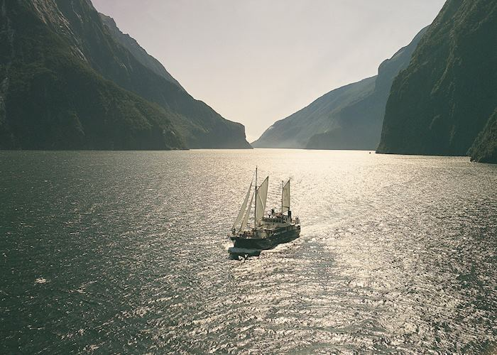 Milford Mariner, Milford Sound