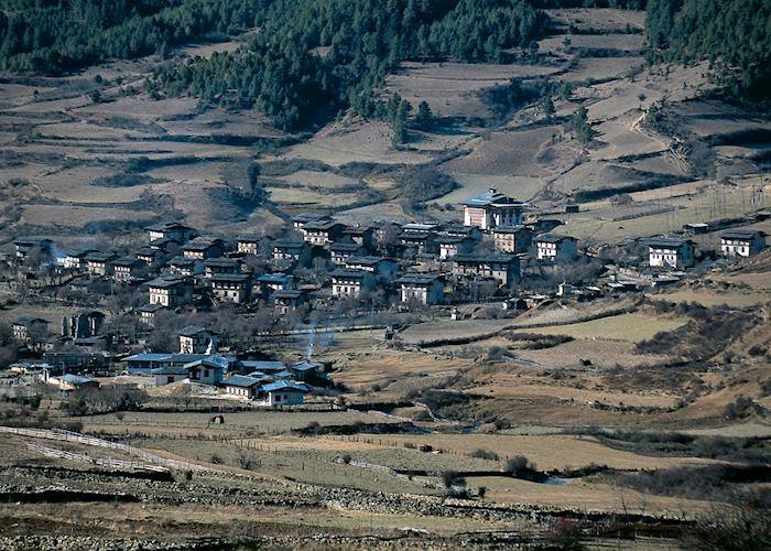 Ura, Bumthang valley