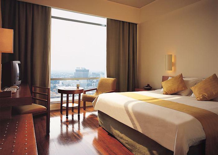Deluxe room, Alila Jakarta, Jakarta