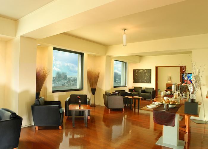 Executive Lounge, Alila Jakarta