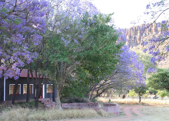 Waterberg Wilderness Lodge, Waterberg Plateau