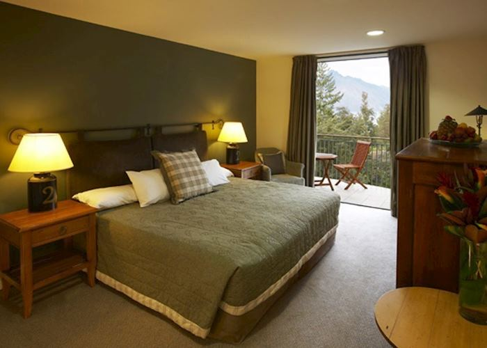 Deluxe room, Heritage Hotel, Queenstown