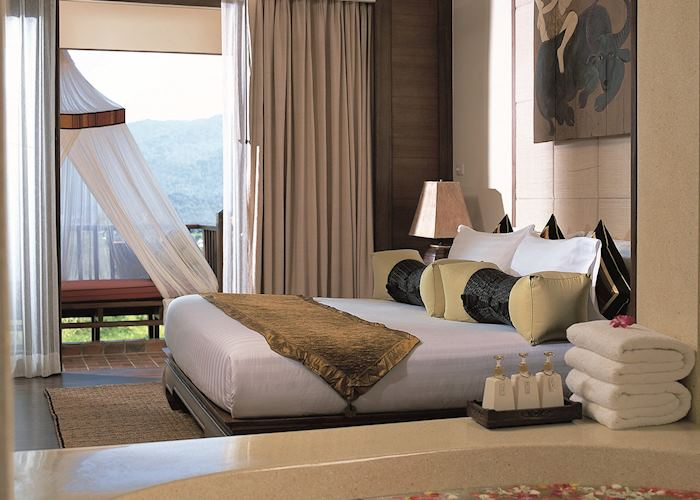 Suite; Anantara, Golden Triangle
