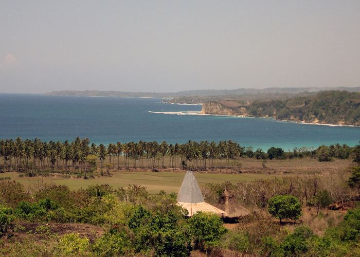 View from Sumba Nautil, Sumba