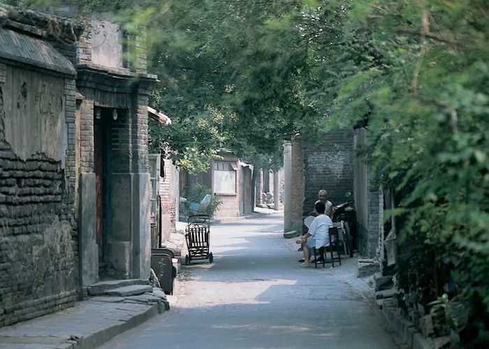 Quiet Hutong, Beijing