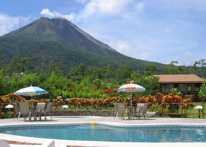 El Silencio del Campo, Arenal Volcano
