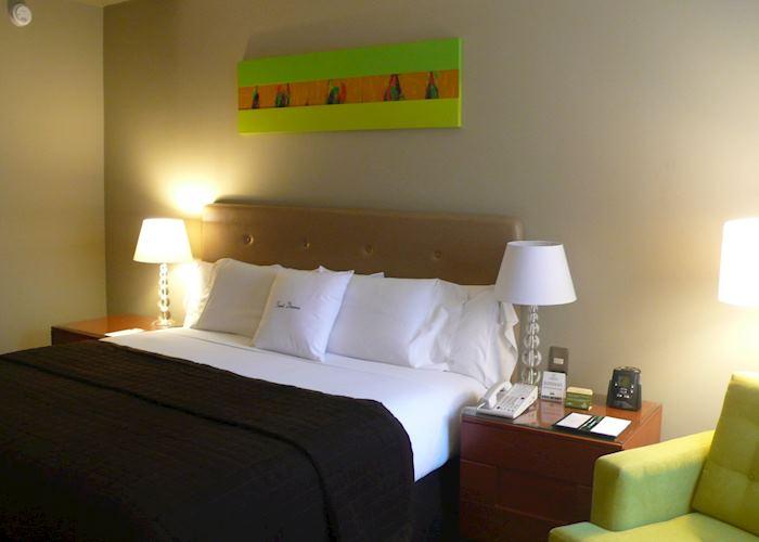 Standard room, Hotel El Pardo, Lima