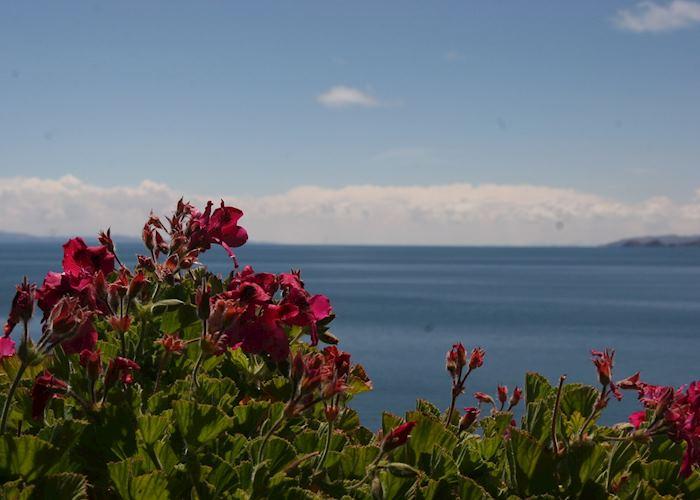 Views from Suasi Lodge, Suasi Island