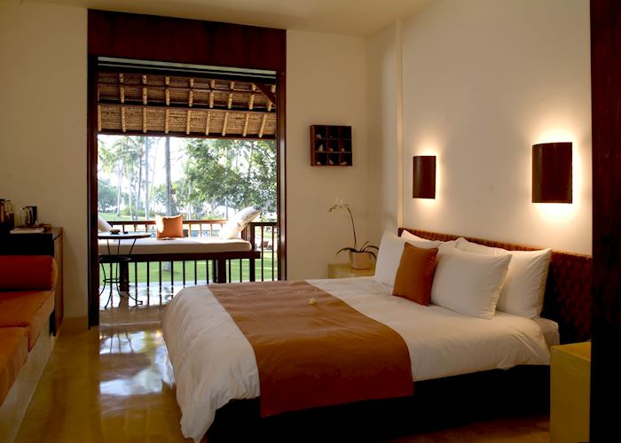 Deluxe room, Alila Manggis, Candidasa