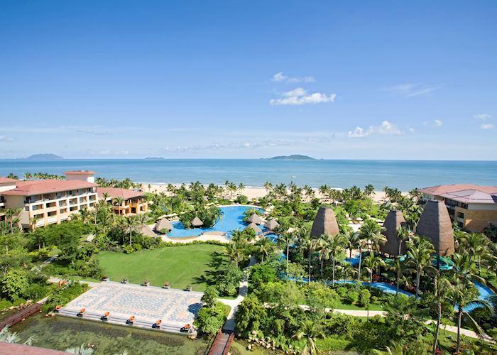 Narada Resort & Spa Sanya, Hainan Island