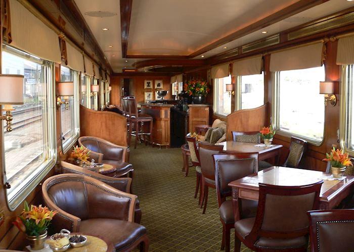 The Bar, The Blue Train