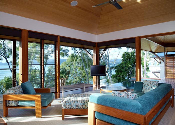 Windward Pavilion, Qualia, Hamilton Island