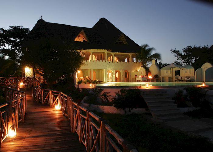 Msambweni Beach House, Msambweni