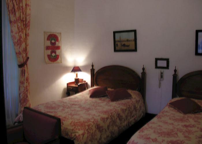 Standard room, Hacienda Pinsaqui