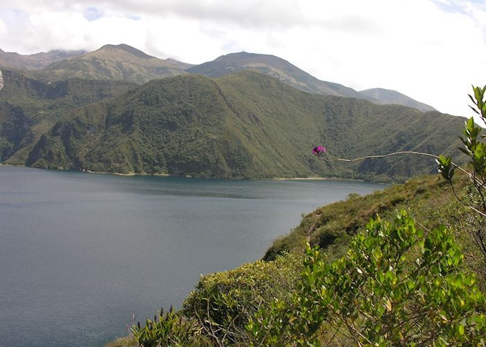 Laguna Cuicocha, Otavalo