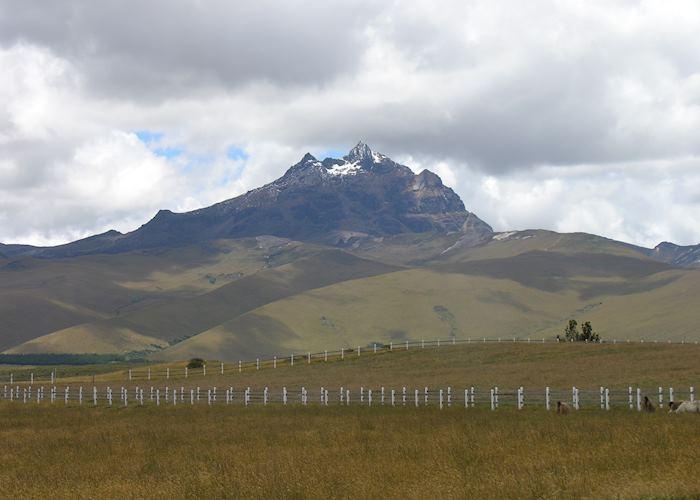 Avenue of Volcanoes, Ecuador
