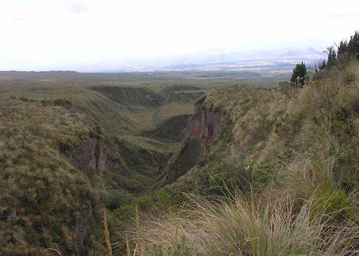 Cotapaxi National Park, Avenue of Volcanoes, Ecuador