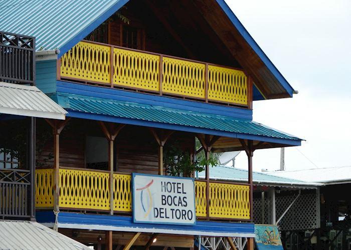 Hotel Bocas del Toro, Bocas del Toro