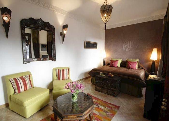 Almoravid/ Merenid Suite, Riad Assakina, Marrakesh
