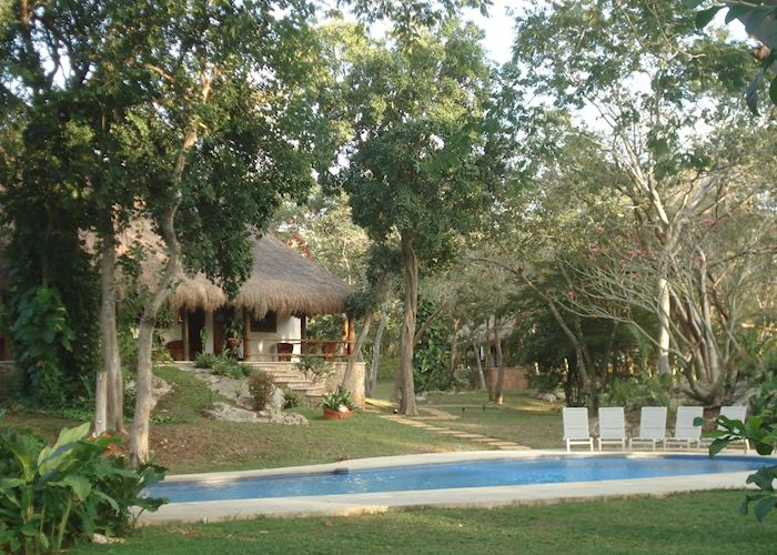Mayaland, Chichén Itzá