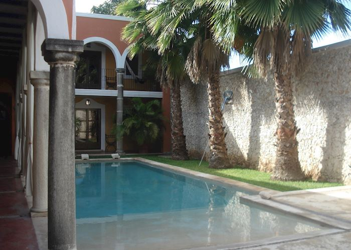 Hacienda Merida, Merida