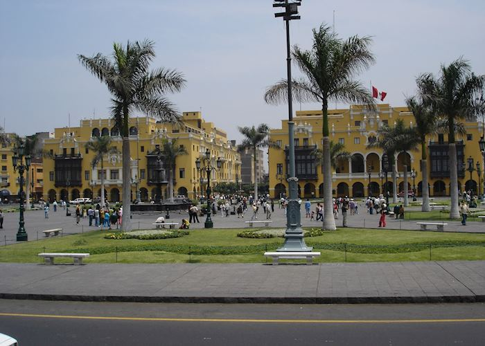 Main Square, Lima