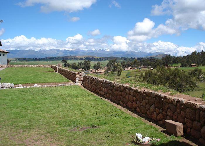 View from Chinchero ruins