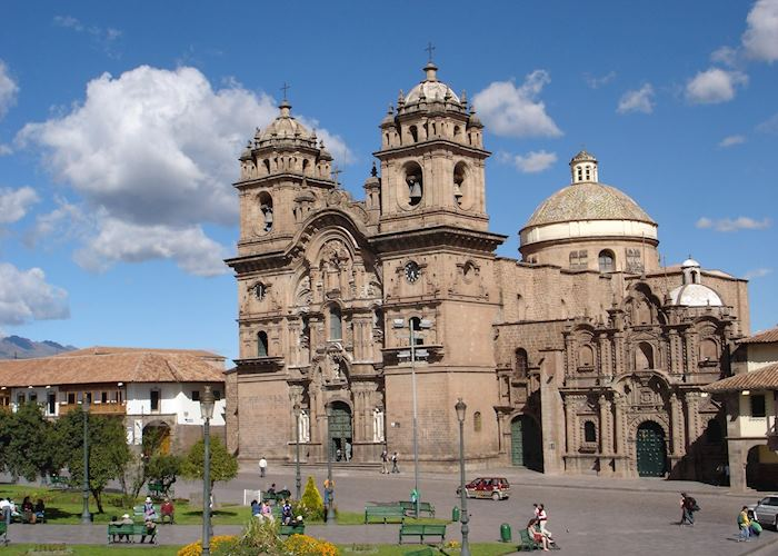 Jesuit church, Cuzco