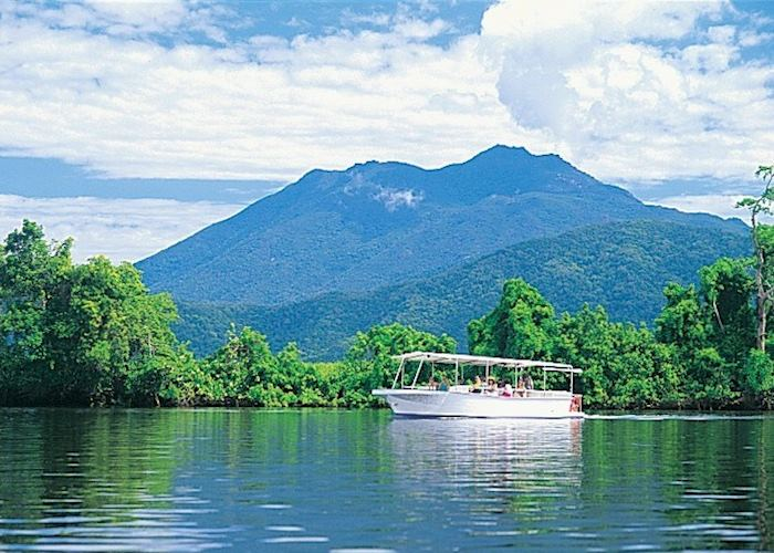 Daintree River Cruise, Cape Tribulation by appointment with Downunder Tours