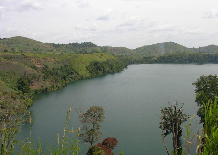 Crater lake views