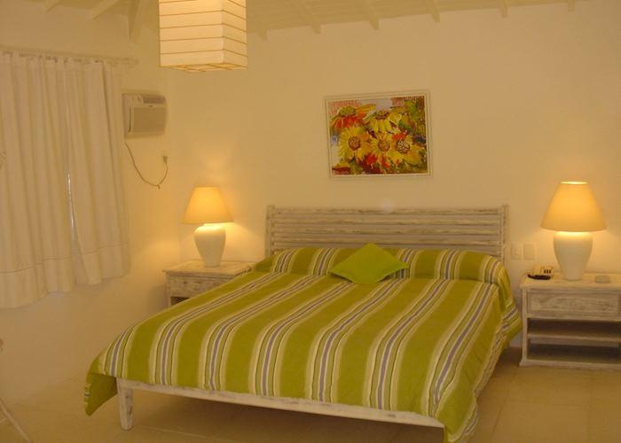 Deluxe room, La Chimere