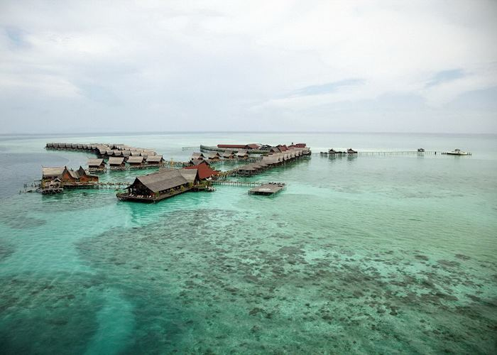 Kapalai Island Resort, Kapalai Island