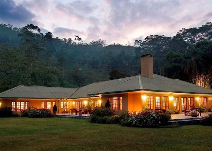 Ceylon Tea Trails, Norwood Bungalow, Hatton